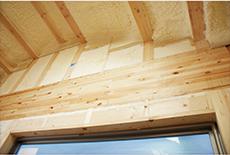 屋根面への施工
